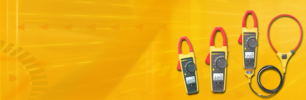 Fluke 374, 375 and 376 True-rms Clamp Meters